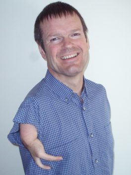National Advisory Council member Graham Kelly