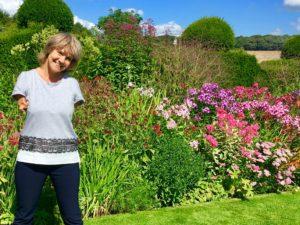 Carolyn Gardening