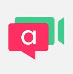 communication app allowing you to contact people via video or message