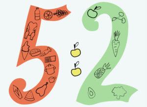 5 2 diet