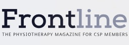 frontline physiotherapy magazine