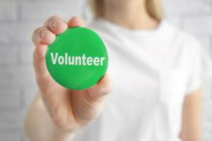 Trust volunteer