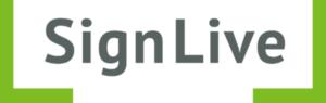 sign live logo