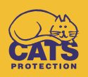 visit the cats protection website