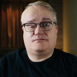 Thalidomide Trust NAC member Geoff Adams-Spink