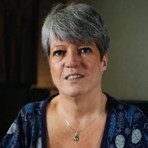 Thalidomide Trust NAC member Simone Illger