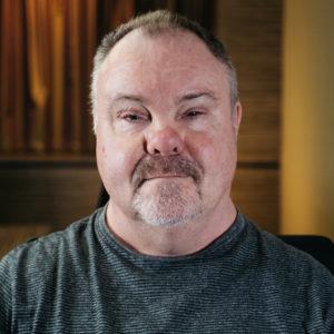 Thalidomide Trust NAC member Craig Millward