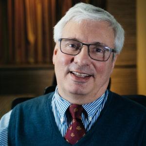 Thalidomide Trust NAC member Guy Tweedy