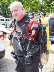 Nick in diving gear 2