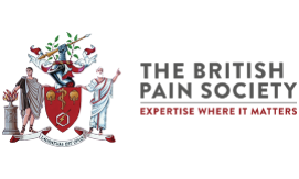 British Pain Society logo
