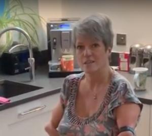 Simone takes us on a tour of her kitchen