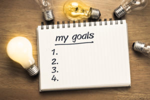 list of goals to achieve