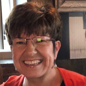 Thalidomide Trust NAC member Helen Shore