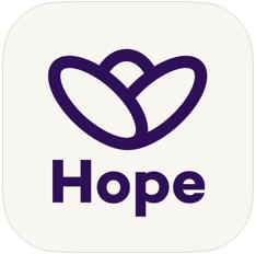 Hub of Hope app