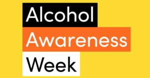 Alcohol awareness week 2020