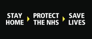 Gov.uk coronavirus message Jan 2021