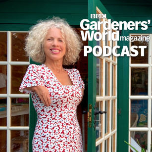 Sue Kent featured on a Gardener's World podcast