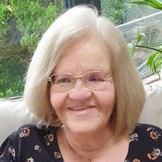 Thalidomide Trust NAC member Sue Gooding