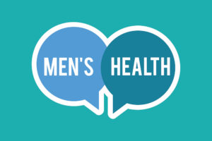 talking about men's health