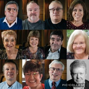 Thalidomide Trust NAC members 2021