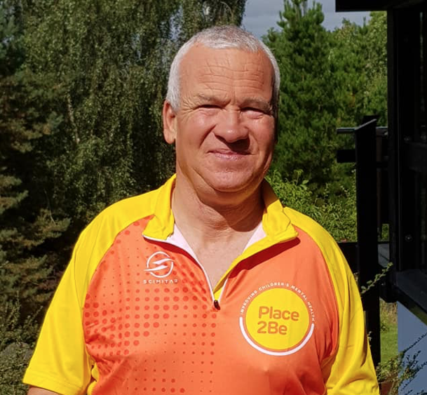 Andrew Paddison cycling 1000 miles for charity Place2Be